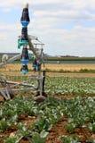 Impianto di irrigazione moderno - particolari Fotografia Stock