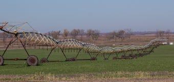 Impianto di perforazione di irrigazione Immagini Stock Libere da Diritti