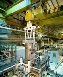Impianto di ritrattamento nucleare - Sellafield - il Regno Unito Fotografia Stock