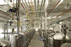 Impianto industriale Fotografia Stock Libera da Diritti