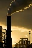 Impianto industriale Immagini Stock