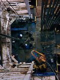 Impianto offshore