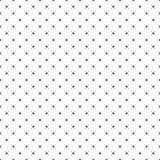 Impianto a scacchiera diagonale con le linee sottili, quadrati minuscoli, maglia illustrazione di stock