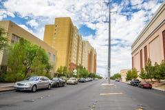Impiega la località di soggiorno di vacanza Las Vegas Fotografia Stock Libera da Diritti