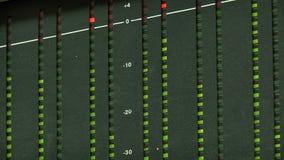 Impiego di attrezzature per la trasmissione digitale del segnale televisivo archivi video