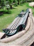 Implantation chez Lucknow Image libre de droits