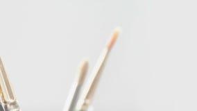 Implants dentaires d'objets de dentiste clips vidéos