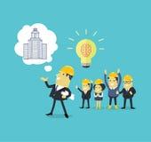 Implementation Ideas Architect Stock Photography