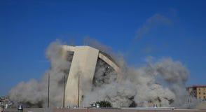 Implosão Foto de Stock