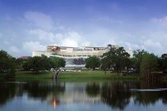 Implosión de la arena de Orlando Amway (3) Fotografía de archivo libre de regalías