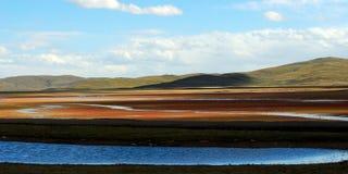 Imponerande föreställning landskap Royaltyfri Foto