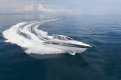 Motorowa łódź Obrazy Stock