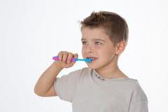 A importância do cuidado oral Imagens de Stock Royalty Free