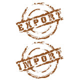 Import export Stock Photography