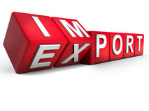 Import Export Royalty Free Stock Photos