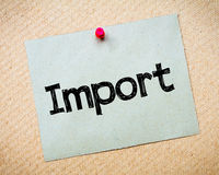 Import Stock Photos
