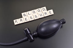 Importance of Your Blood Pressure Stock Images