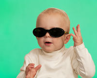 Important baby Stock Photography