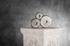 Important Gears Stock Images