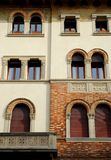 And important historical building in Treviso in the Veneto (Italy) Stock Photos