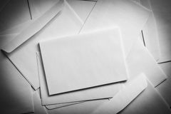 Important letter Royalty Free Stock Image