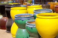 Imported Pottery Stock Images