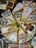 Importiertes cheese& x27; s Lizenzfreie Stockbilder