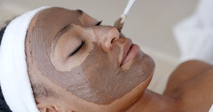 Impose Cosmetic Mask Stock Images