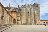 The imposing medieval castle Royalty Free Stock Photography