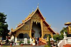 Chiang Mai, Thailand: Ubosot at Wat Phra Singh Stock Image