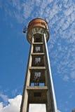 Imposing vattentorn Royaltyfri Foto