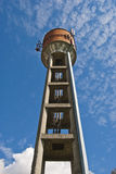 Imposing water tower Royalty Free Stock Photo