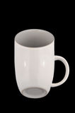 Impossible perspective of coffee mug with handle Royalty Free Stock Photography