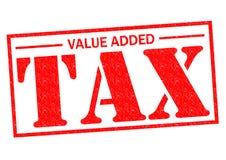 Imposta sul valore aggiunto royalty illustrazione gratis