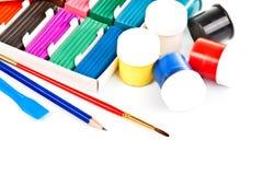 Imposti per creatività dei bambini. immagine stock libera da diritti