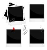 Imposti un blocco per grafici della foto Fotografia Stock