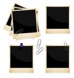 Imposti un blocco per grafici della foto Fotografie Stock