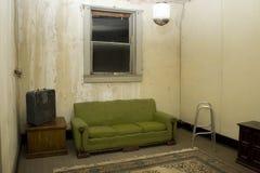 impovershed дом стоковая фотография rf