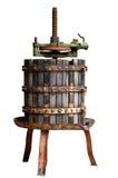 Imprensa de vinho imagem de stock royalty free