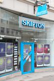 Impresa edilizia di Skipton Fotografia Stock Libera da Diritti
