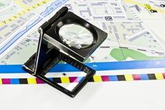 Impresión Fotos de archivo libres de regalías
