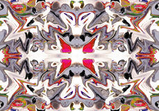 Impresión abstracta, fondo, fractal 226 Foto de archivo libre de regalías