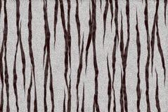 Impresión blanca del tigre Imagen de archivo