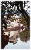 Impresión de Hongcun, Anhui, China Imágenes de archivo libres de regalías