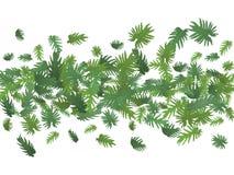 Impresión de las hojas Foto de archivo