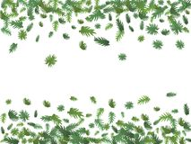 Impresión de las hojas Imágenes de archivo libres de regalías