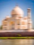 Impresión de Taj Mahal Imagen de archivo libre de regalías