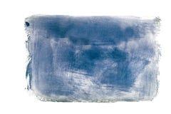 Impresión del bicromato de la goma Foto de archivo