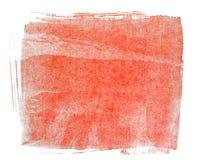 Impresión del bicromato de la goma Fotografía de archivo libre de regalías