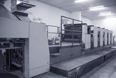 Impresión en offset fotografía de archivo libre de regalías